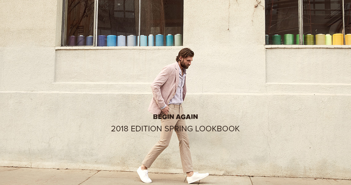 2018 EDITION SPRING LOOKBOOK